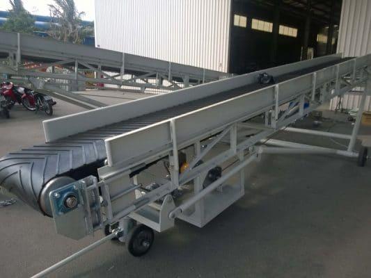 Các loại băng tải nâng hạ và giá thành của máy hiện nay 1