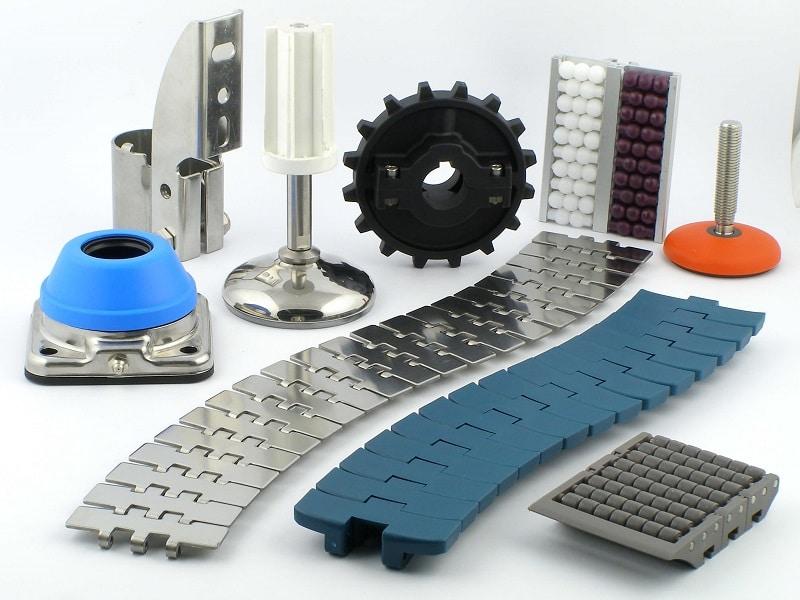 Những đặc điểm nổi bật của thiết bị băng tải xích nhựa 2