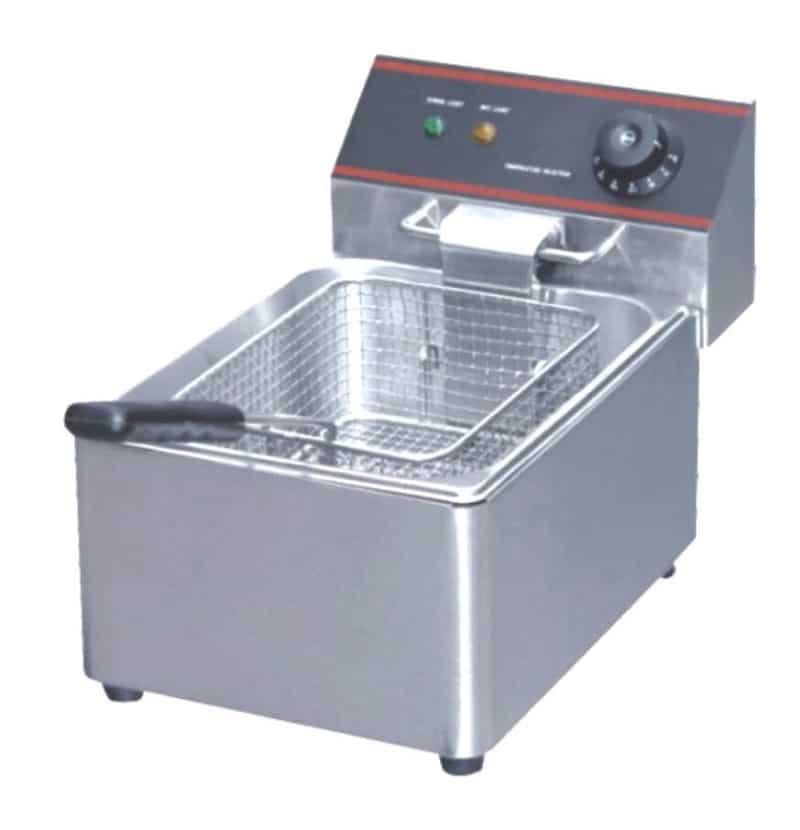 Cách sử dụng bếp chiên nhúng công nghiệp hiệu quả 3