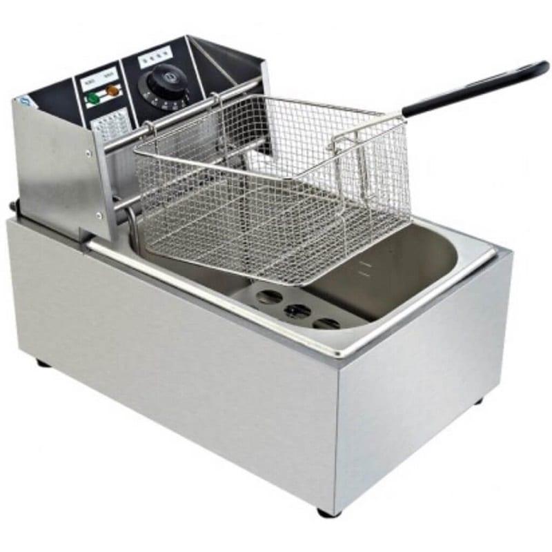 Cách sử dụng bếp chiên nhúng công nghiệp hiệu quả 4